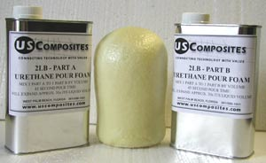 Urethane Foam Expanding Marine Polyurethane Foam