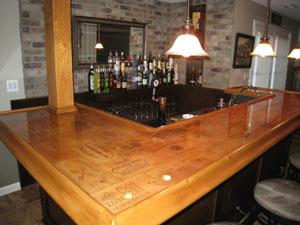 Epoxy : Kleer Koat Table Top Epoxy